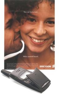 Make Yourself Heard Ericsson?S Global Brand Campaign